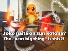 Pokemon Go (away is silent). Tämä on nyt se seuraava iso ja merkittävä trendijuttu. #kaikenlaista #potkukelkkacom #t #fb