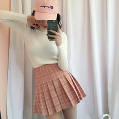 I've been seeing this skirt everywhere, it's prettt cute