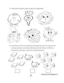 Fise de lucru - gradinita: FISE de evaluare initiala MEM (Matematica si explorarea mediului) - Clasa Pregatitoare Diy And Crafts, Crafts For Kids, Math 2, Youth Activities, Preschool Worksheets, Montessori, Kindergarten, Diagram, Classroom