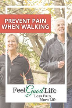 How to Prevent Pain When Walking With Arthritis - Shoulder Pain Exercises, Lower Back Pain Exercises, Knee Strengthening Exercises, Hip Pain, How To Strengthen Knees, Knee Pain Relief, Low Impact Workout, Senior Fitness, Knee Injury