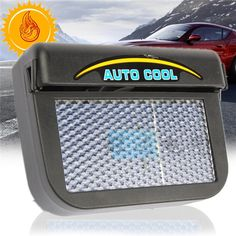 So cool. Easy to install and portable, solar powered no needs batteries. Effectively absorb sunlight; no longer feel hot when you just enter the car.