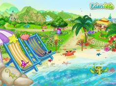 Eden Isle lets you create your own holiday paradise - a little piece of Eden in your pocket!