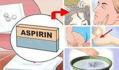aspirin on pimple
