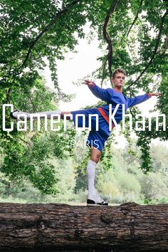 The new Cameron Kham SS17 Menswear Campaign, featuring Eliot, ballet dancer. Discover the full story > www.cameronkham.com/news/2016/9/25/ss17-menswear-eliot  #SS17 #cameronkham #cameronkhamparis #cameronkhamSS17 #paris #menswear #man #men #male #fashion #homme #mode #marquefrancaise #frenchlabel #pap #pretaporter #fashionweek #pfw #designer #fashiondesigner #créateur #springsummer #spring #summer #newface #model #mannequin #campaign #ballet #dancer #danseur #balletdancer #balletboy #dance