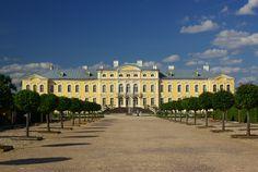 Rundale Palace Museum, Latvia