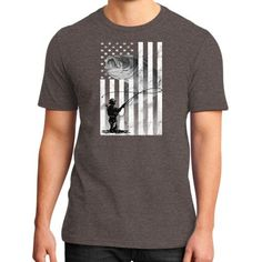 American fishing District T-Shirt (on man) https://www.fanprint.com/stores/barbie-doll?ref=5750