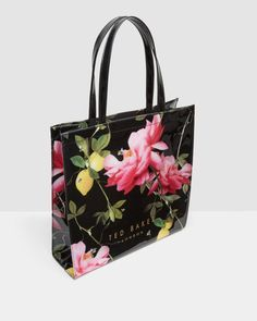 Citrus Bloom | Black | Bags | Ted Baker | Casual | Every Day Bag