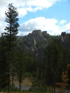 Road Trip Planner for Mount Rushmore, Badlands and Custer Park, SD