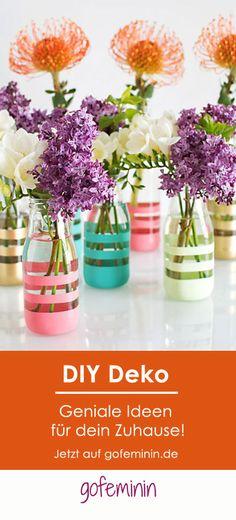 Vasen, Körbe und vieles mehr ...