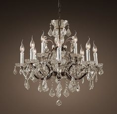 Купить Круглая люстра от RELOFT Cheap Chandelier, Crystal Chandelier Lighting, Kitchen Chandelier, Candle Chandelier, Pendant Lamp, Dining Room Lighting, Old World Charm, Lighting Solutions, Crystals