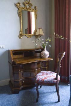 Villa La Massa: Desk
