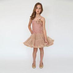 Rose Petal Blush Dress