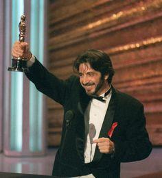 Al Pacino Oscar 1992   Best Actor Oscars