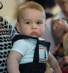 Inside Prince George's Adorable Royal Playdate - Royal Baby Pictures - Redbook