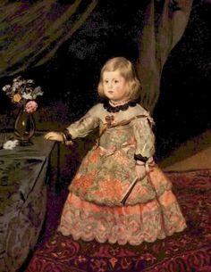 Infata Margherita Teresa 1653 (Velasquez)