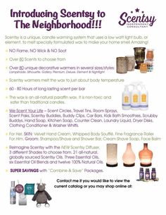 You don't know what scentsy at is? This is all you need to know…
