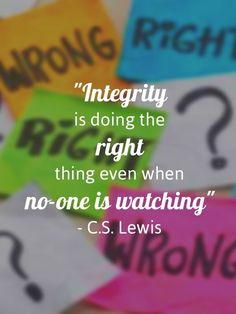 MLM Leadership Development | As an MLM leader we understand the power of integrity. However, people are more concerned about their image. Work on your integrity and your image will follow.