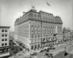 See the ancestry of the family and gather photos of Hotel Astor, New York, N. at AncientFaces. View Hotel Astor, New York, N. photos and other history images and ancestry at AncientFaces. New York Architecture, Vintage Architecture, Empire State, Times Square Hotels, New York City Buildings, Brooklyn, New York Hotels, Nyc Hotels, Sassy