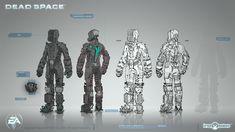 Dead Space Suit Upgrades - Pics about space