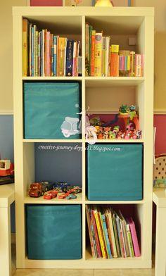 Kid bookcase!! Kids Bookcase, Kids Room, Shelves, Creative, Handmade, Home Decor, Room Kids, Shelving, Hand Made
