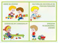 """MY LIFE, MY PASSION, MY CHOICE..."": KODEKS PRZEDSZKOLAKA - ZNAMY ZASADY… Diy And Crafts, Crafts For Kids, Polish Language, My Passion, Kids And Parenting, Montessori, Preschool, How To Plan, Education"