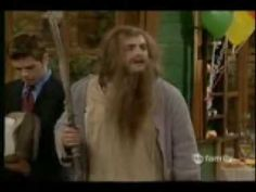 """""""Plays With Squirrels"""". One of my favorite parts of a Boy Meets World episode. :)"""