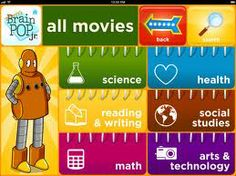 MODULE 1. MY FAVOURITE RESOURCE: Brain Pop jr. This has been my favourite resourse so far. This site offers lots of videos or movies about differents fields such as technology. It was a very useful resourse I could use to work with Internet safety.