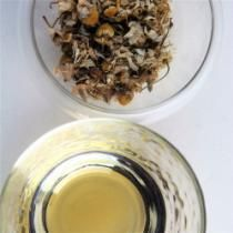 "Chamomile ""Herbal Tea""-Infused Vodka Recipe: This chamomile liquor makes the ultimate anti-energy drink cocktail."