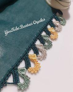 """Instagram'da baştaci_oyalar: """"Hayırlı akşamlar sevgili arkadaşlar yine güzel bir model daha çıkardım beğeni ve yorumlarınızı bekliyorum videosu baştacı oyalar youtube…"""" Crochet Lace Edging, Painted Clothes, Baby Knitting Patterns, Diy And Crafts, Crochet Necklace, Lace, Crocheting, Amigurumi, Crochet Patterns"""