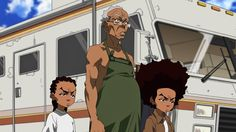 11 Animated Shows for Grownups