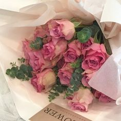 Image shared by نُورهان🦋. Find images and videos about pink, aesthetic and flowers on We Heart It - the app to get lost in what you love. Luxury Flowers, My Flower, Fresh Flowers, Beautiful Flowers, Prettiest Flowers, Roses Pink, Tout Rose, Plants Are Friends, No Rain
