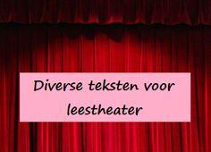 Leestheater | Klas van juf Linda