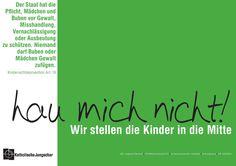Kinderrechte - Katholische Jungschar Languages, My Style, Memes, Child Rights, The Bible, Catholic, Deutsch, Guys, Idioms