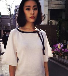 25JANVIER  summer knit tops