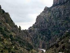 Sierra Morena, la puerta de Andalucía. Jaén - YouTube