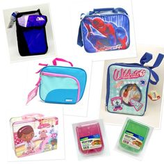Lunch Boxes Insulated Food and Beverage Bags Coolers Containers  #Unbranded #TinLunchBoxorCoolerBagorContainer