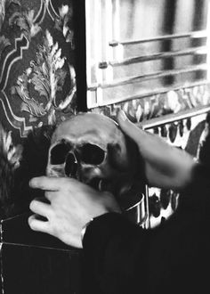 Sherlock's skull