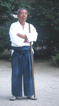 Morihiro Saito Sensei, Definitely one of the top 5 masters of Aikido. https://aikidobrunswick.wordpress.com/