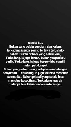 Pahami wanita (That reflects me sometimes) Tumblr Quotes, Text Quotes, Mood Quotes, Life Quotes, Muslim Quotes, Islamic Quotes, Cinta Quotes, Wattpad Quotes, Quotes Galau