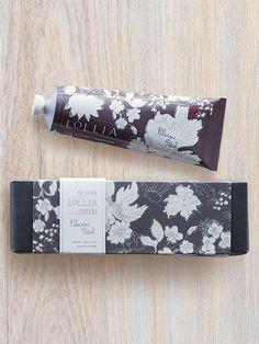 My favorite lotion - In Love Shea Butter Handcreme   Lollia