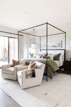 #PalmSprings #PureSalt #PureSaltInteriors Diy Home Decor For Apartments, Diy Home Decor On A Budget, Cheap Home Decor, Decoration Bedroom, Home Decor Bedroom, Canopy Bedroom, Bedroom Signs, Room Decorations, Bedroom Apartment