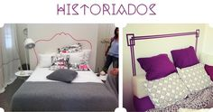 Washi tape, decoración cabeceros, headboards, masking tape, Mt ...