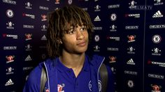 Nathan Ake - 'It's great to be back at the Bridge.'