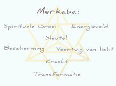 Merkaba ketting goud | InTu jewelry design with meaning