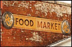 AG FOOD MARKET by FotoEdge, via Flickr  http://www.flickr.com/photos/fotoedge/7187920624/lightbox/