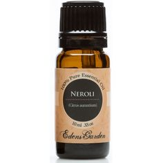 Neroli promotes cell growth and increases circulation. It can help prevent scarring and stretch marks, and is especially effective in treating skin conditions linked to emotional stress. Neroli is suitable for a skin types, uniquely for dry, sensitive skin. Neroli helps to eliminate acne and blemished skin by regulating oiliness and shrinking pores. With regular use, Neroli reduce the appearance of fragile or broken capillaries and varicose veins.
