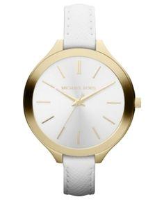 Michael Kors Watch, Women's Slim...    $160.00