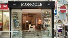 Monocle Shop, Hong Kong - Monocle Contacts