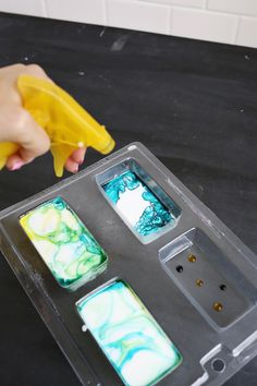 Fácil de jabón teñido anudado! (Haga clic a través de tutorial)