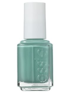 Essie nail polish in Turquoise & Caicos  - possibly for bridesmaids